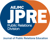 journal of public relations education