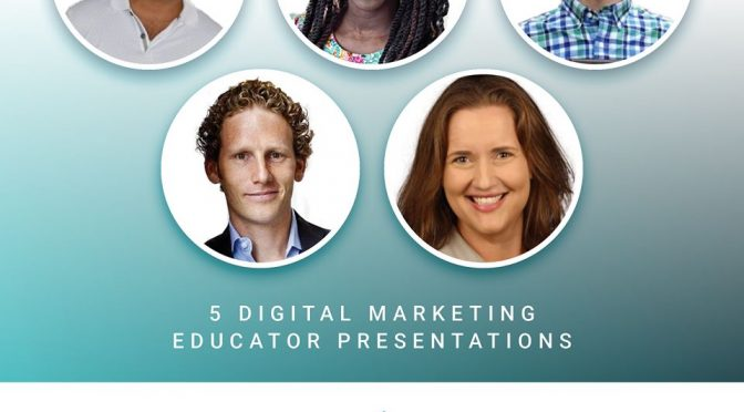 Stukent Digital Marketing Summit: Key Takeaways